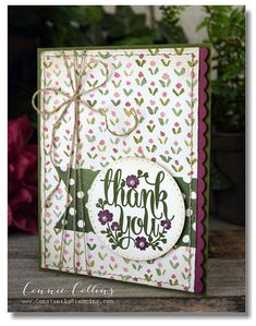 Stampin' Up! A Whole Lot of Lovely - Connie Collins
