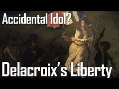Delacroix's Liberty Leading the People - Accidental Icon? - Louvre Museum - YouTube. Video, 10:08.Liberty Leading the People. Eugène Delacroix. 1830 C.E. Oil on canvas.