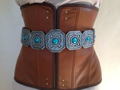 The Witcher 3 Ciri belt for cosplay costume, character of Witcher 3: Wild Hunt…