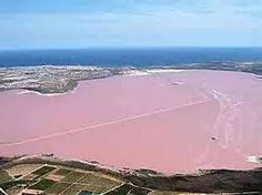 salt lagoon Torrevieja On The Costa Blanca Area of Spain #Torrevieja #Costa Blanca http://www.costablancaclassifieds.com