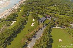 La Palmyre Golf Club, Charente-Maritime, Poitou-Charentes, France. Vidéo aérienne sur FlyOverGreen / Aerial video on FlyOverGreen