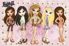 "Create a custom ""movie poster"" of her as Chloee on the Bratz for her birthday theater room?"