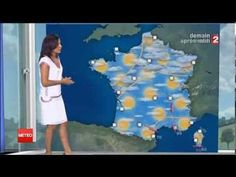 ▶ Prévisions météo-France du vendredi 9 août 2013 - YouTube