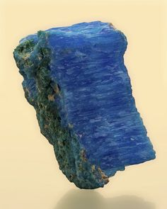 Krohnkite with Natrochalcite from Chuquicamata Mine, El Loa Province, Antofagasta Region, Chile