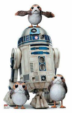 Porgs + R2