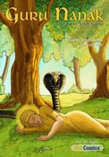 SikhComics.com - Guru Nanak Volume 1 - English - Front Cover