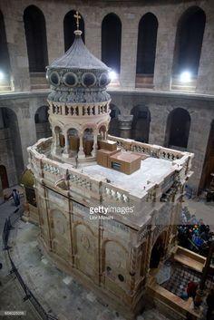 . Jerusalem Israel, Jesus Tomb, Jesus Christ, Naher Osten, Israel Travel, Seen, Holy Land, Christen, Kirchen