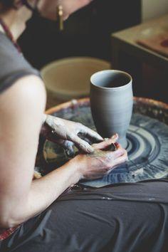 Free People BLDG 25 Blog: The Wheel With Victoria Smith Ceramics