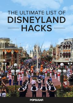 Pin for Later: 40 Disneyland Hacks That Will Make Your Trip a True Fairy Tale