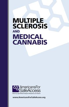 Americans for Safe Access Publish Booklet On Multiple Sclerosis   December 2013