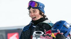 Mark McMorris is a medal favourite. He'll be facing Shaun White