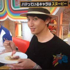早く食べたい大倉くんかわいすぎて泣いてる #大倉忠義