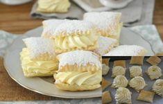 Recepty | Báječná vareška | Page 3 Apple Desserts, Dessert Recipes, Czech Recipes, Puff Pastry Recipes, Christmas 2015, Baked Goods, Sweet Recipes, Camembert Cheese, Cheesecake