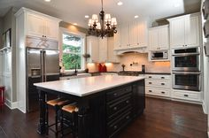 Palisade Homes traditional-kitchen