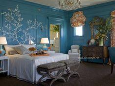 30 frische farbideen f r wandfarbe in t rkis pinterest schlafzimmer farben t rkis und bett. Black Bedroom Furniture Sets. Home Design Ideas