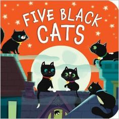 Check out this new book and see what these cats are up to!
