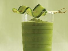 11 Brain-Boosting Smoothies: Green Goddess Smoothie http://www.prevention.com/health/brain-games/11-brain-boosting-smoothies?s=12