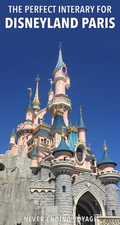 Here's all you can do on a one day itinerary in Disneyland Paris.