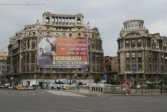 between the wars architecture Bucharest, Daily Photo, Romania, Times Square, Street View, War, Travel, Viajes, Trips