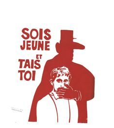 Paris Review – Posters from the Paris Protests, 1968, Atelier Populaire
