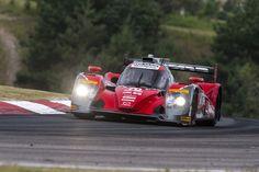 MZ Racing - MAZDA Motorsport - Mazda Prototypes Qualify Pole & 3rd at IMSA…