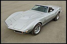 1969 Chevrolet Corvette Convertible 427/390 HP, 4-Speed