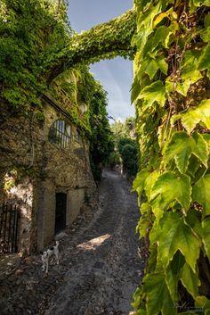 Bussana Vecchia Village, Italy http://ukka.co/Bussana-Vecchia--Liguria--08--Italy--IT