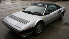 Ferrari Mondial is listed (or ranked) 12 on the list Supercars You Wouldn't Want to Take Out of the Garage