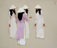 Nguyen Thanh Binh, Schoolgirls