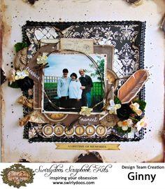 **Swirlydoos** Moments Captured Kit - Scrapbook.com