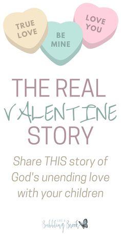 Valentine's Day | Valentine | Christian | God's Love | Children