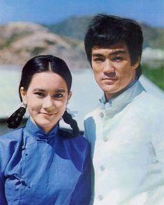 Lee Jun Fan — Such lovely a couple🤗 Bruce Lee Martial Arts, Kung Fu Martial Arts, Martial Arts Movies, Martial Artists, Bruce Lee Photos, Action Movie Stars, Kung Fu Movies, Films Cinema, Brandon Lee