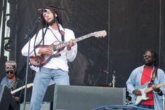 Hangout Music Fest 2012 Julian Marley & the Uprising