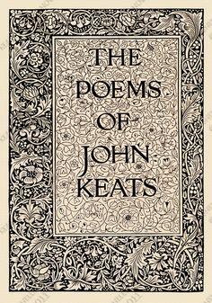 Poems of Keats
