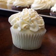 Supposed to be the best cupcake/cake batter recipe ever. Wedding cake flavor! Another pinner said - I used this recipe today it was the BEST! On the site is a link to the matching buttercream Ill never use another frosting recipe ever AGAIN!!