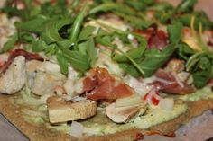Norges beste fitnesspizza!