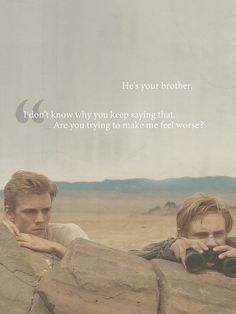 """""""No ones ever sorry for hitting my brother """" Ian o'shea.Ian's the hotter brother! Les Ames Vagabondes, Such Wow, Jake Abel, Stephanie Meyers, Maze Runner Series, Weird World, Series Movies, Movies Showing, Hunger Games"""