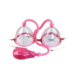 FeiGu Electric Dual Breast Vacuum Enlargement Pump Suction Cup -- Awesome products selected by Anna Churchill