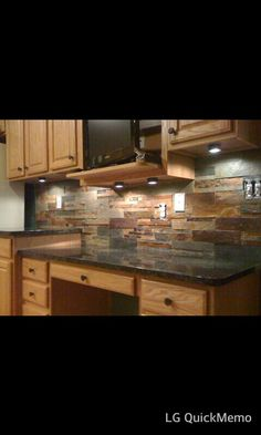 Supreme Kitchen Remodeling Choosing Your New Kitchen Countertops Ideas. Mind Blowing Kitchen Remodeling Choosing Your New Kitchen Countertops Ideas. Rustic Kitchen Design, Eclectic Kitchen, Farmhouse Kitchen Decor, Kitchen Redo, Kitchen Tiles, Granite Kitchen, Room Tiles, Rustic Farmhouse, Tile Kitchen Countertops