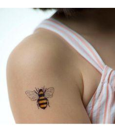 Tattoo Bee mine
