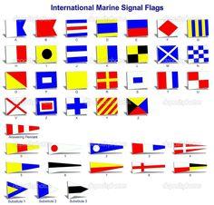 banderas marinas - Buscar con Google
