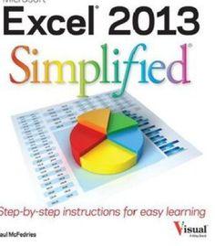 Excel 2013 Simplified PDF