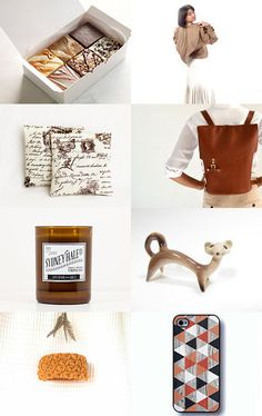 Tan T by Rossana on Etsy--Pinned with TreasuryPin.com Magazine Rack, Storage, Etsy, Furniture, Home Decor, Purse Storage, Decoration Home, Room Decor, Larger