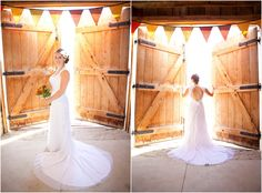 Barn Wedding Bride | Photography by SweetCheeks Photography (www.sweetcheekphotog.com)