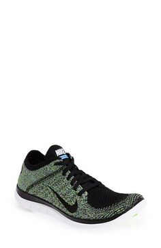 Nike 'Free Flyknit Running Shoe (Women) available at