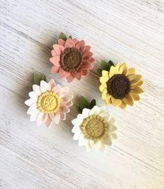 A personal favorite from my Etsy shop https://www.etsy.com/listing/612771561/felt-sunflower-headband-sunflower-hair