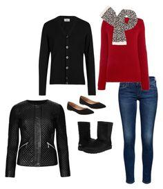Red, Black, Leopard & Jeans