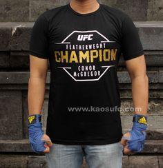 Kaos UFC Conor McGregor