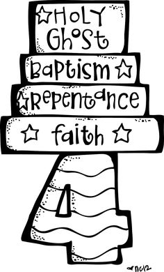 Articles of Faith Illustrations -- a great way to help memorize the articles of faith!