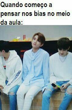Memes K-Pop Em Português BR ❤